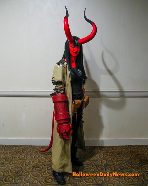 Best in Show Costume Contest Winner