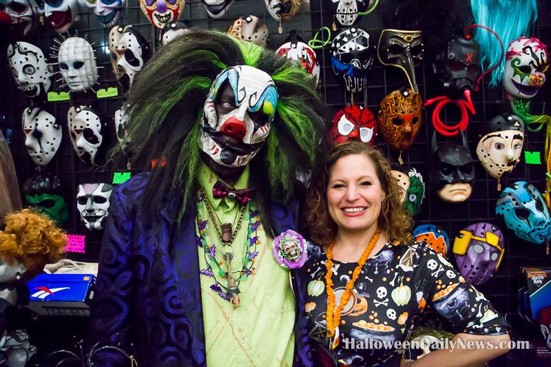 Drop-Dead Bizarre with HDN's Sue Artz