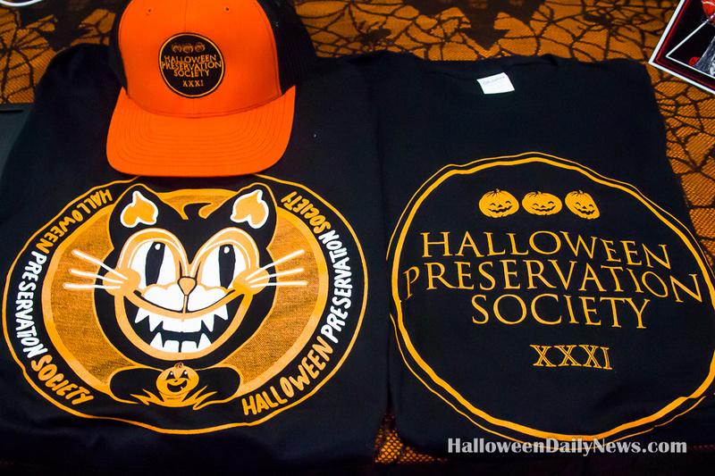 Halloween Preservation Society