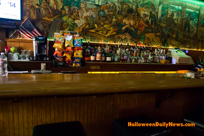 The Bar in 'Halloween III'