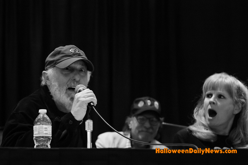 Nick Castle and P.J. Soles