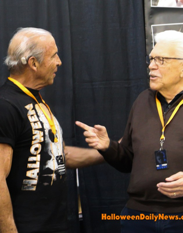 Don Shanks and Tom Atkins