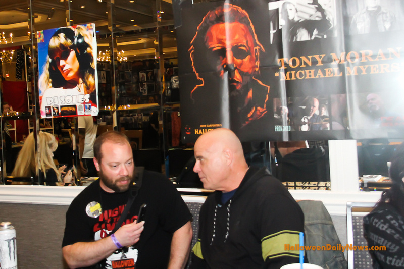 HDN's Matt Artz interviewing Tony Moran