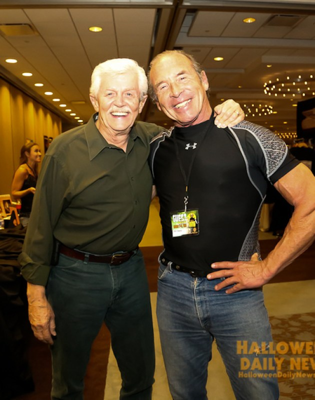Dick Warlock and Don Shanks