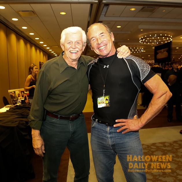Dick Warlock and Don Shanks