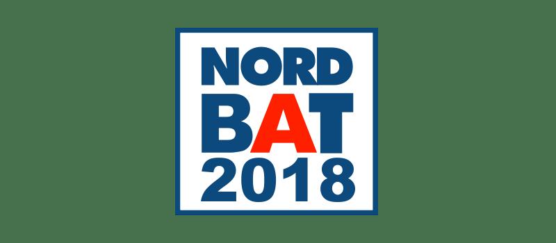 NORDBAT 2018 - Animation sur écran géant - Motion Design - Art Zone