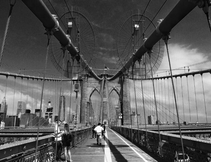 Brooklyneko zubia, New York.