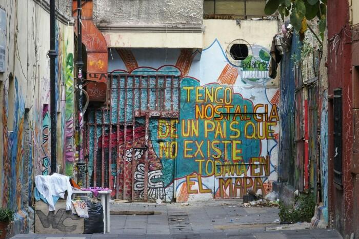 Mexiko DF.
