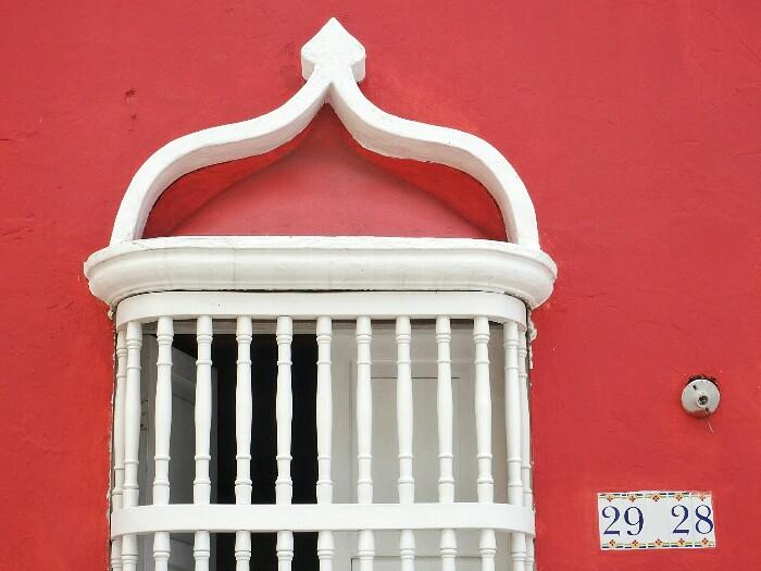 Cartagena de Indias. Kolonbia.