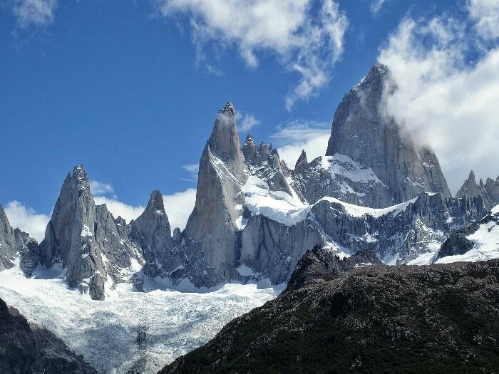 El Chaltén, Argentina.