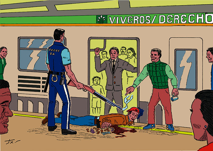 DFko metroan