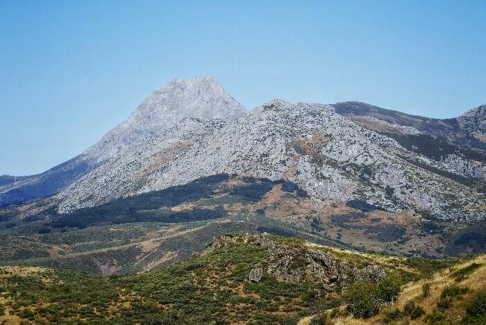 Pico Espigüete La Varga-tik.