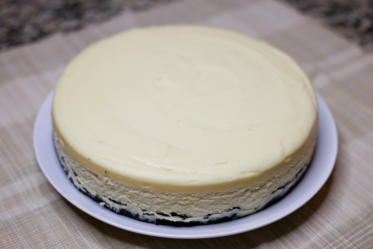 This award winning New York style cheesecake is a little slice of heaven right here on earth!