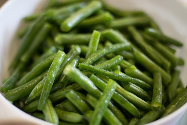 Thanksgiving Menu-Green Bean Casserole