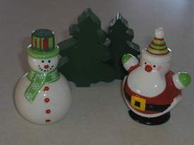 Little Christmas Scenes at Artzzle