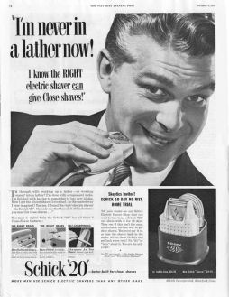 An ad from Oct. 3, 1952