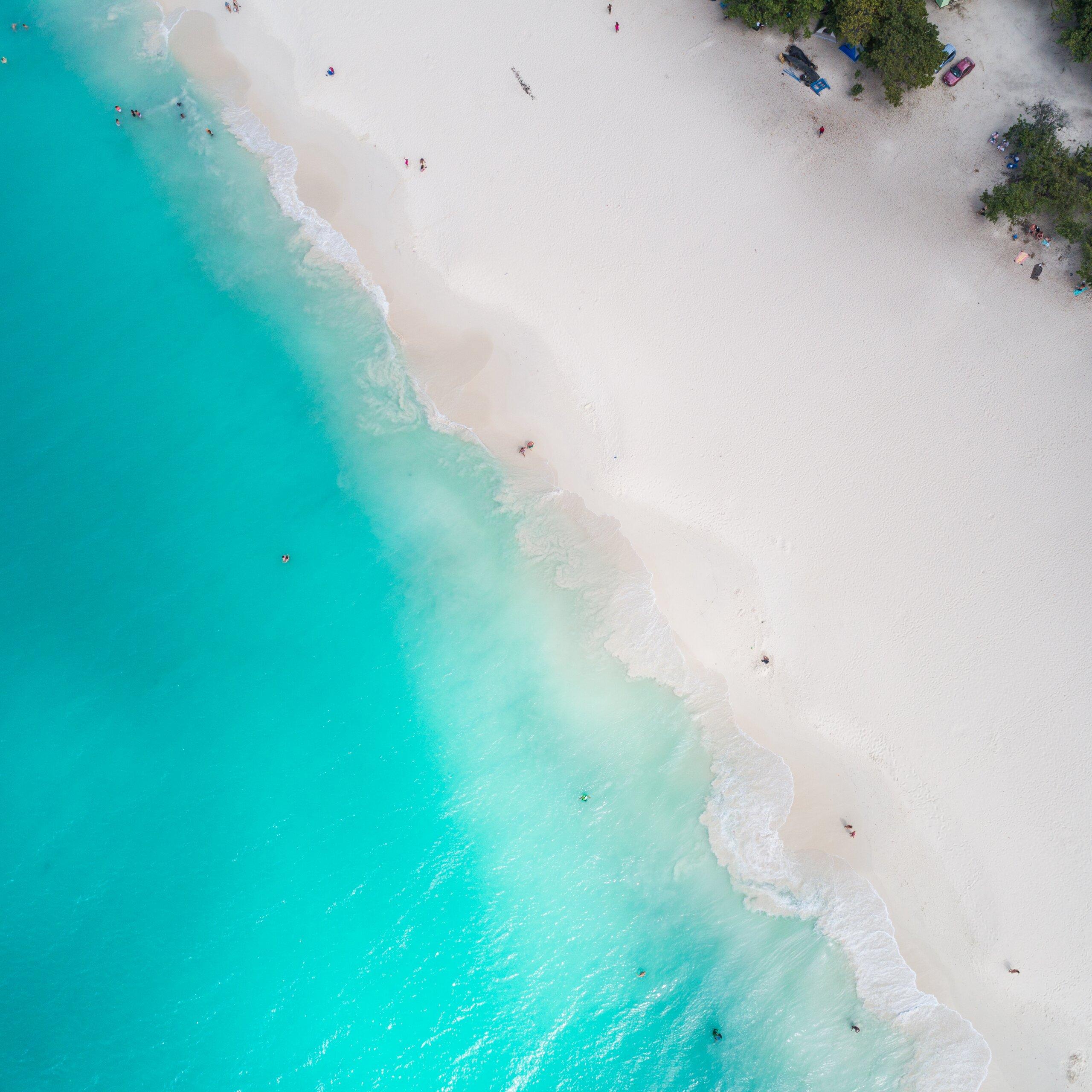 Eagle Beach Aruba Best White Sand Beach In The Caribbean