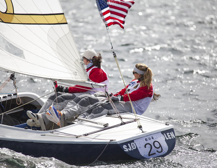 Stay up-to-date with the latest sailboat racing news and results