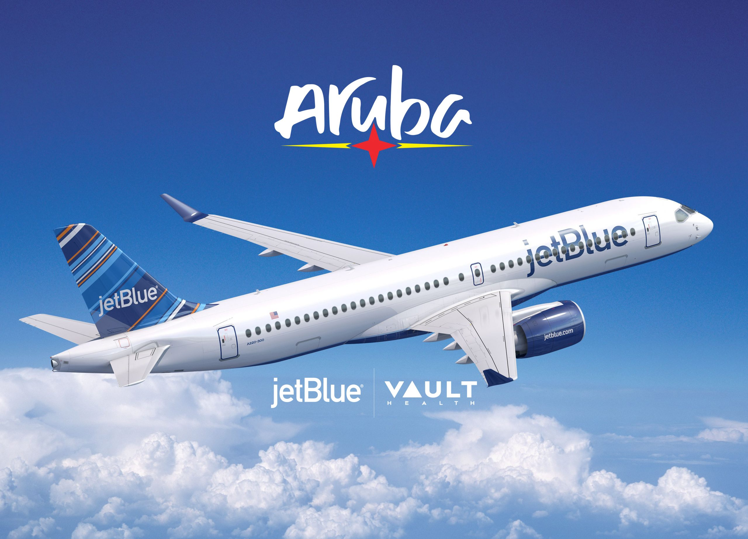 JetBlue's partnership with Vault Health and why!