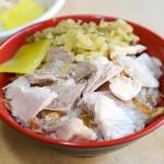 東市場付近に位置する劉里長雞肉飯は、必訪店のひとつ 劉里長雞肉飯