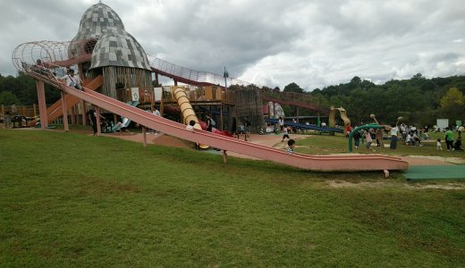 庄原の広すぎ公園「備北丘陵公園」親子の楽しみ方をわかりやすくガイド