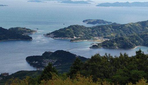野呂山を親子で登山!眺めが最高!意外と大変だった全記録