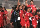 Nepal Women football team start SAG campaign with a win