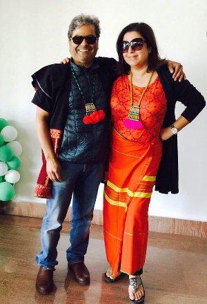 farah khan and Haider