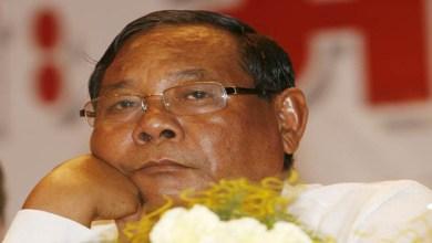 Photo of Former Speaker of Lok Sabha PA Sangma passed away