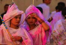 Photo of Yaoshang Festival begins in Manipur