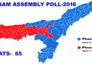 LIVE: Assam Assembly Polls-2016, First phase Voting