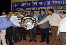 Photo of Tinsukia Division of N.F.Railway gets overall Efficiency award