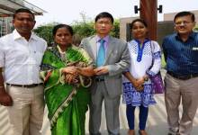 Photo of Arunachal CM's Humanitarian Gesture