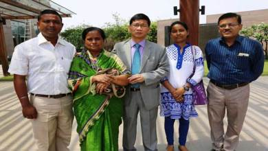 Photo of Arunachal CM's Humanitarian Gesture