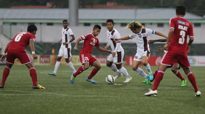 Federation Cup: Shillong Lajong FC vs Mohun Bagan
