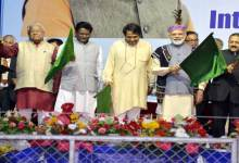 PM Modi Flags Off Three New Trains
