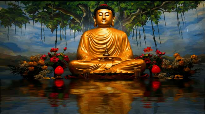 CM extends Greetings on the occasion of Buddha Purnima