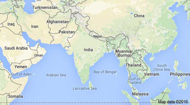 Rs 100 Crore Fine, Seven Years Behind Bars, for Depicting the Indian Map Incorrectly
