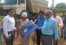 Photo of Max Cement Distributes Tarpaulin Sheets to Hailstorm Affected Families