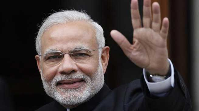 Modi to address NE Council's plenary session in Shillong on Friday