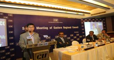 Pul Addresses CII Eastern Regional Council Meeting