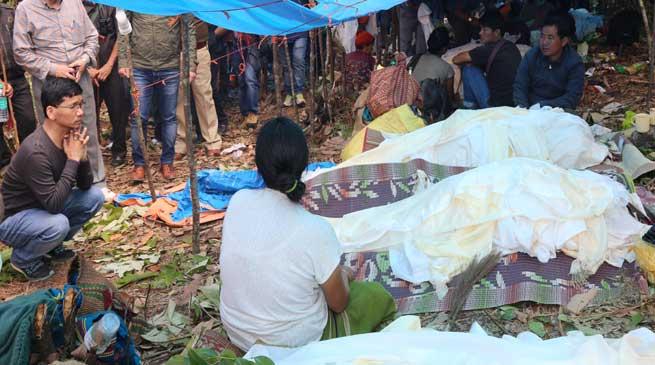 Pul meets relatives of Bolero Accident victims