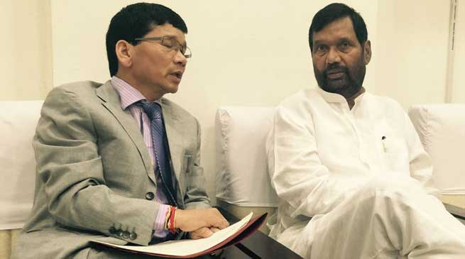 One-time Allowance on Payment of HTS bills- Pul ask Paswan