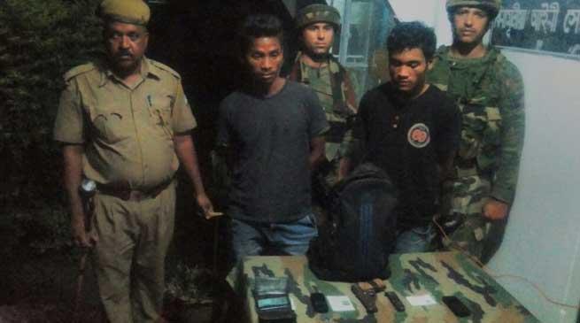Army Apprehended 2 GNLA Linkmen