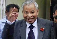 Photo of Naga Leader Isak Chishi Swu is no more