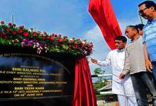 Photo of Pul inaugurates Abotani bridge
