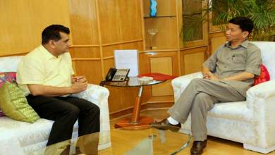 Photo of 100 MW Hydropower Projects to be Promoted in Arunachal- NITI Aayog