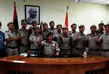 Photo of First Batch of 13 Direct Recruits NE Police Sub-Inspectors Joined Delhi Police