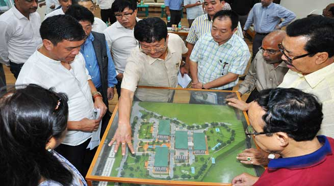 Security System shouldn't Intimidate Visitors But still Be Full-proof- Khandu