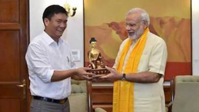Photo of PM Modi  Assured  Wholehearted Support  To  Arunachal